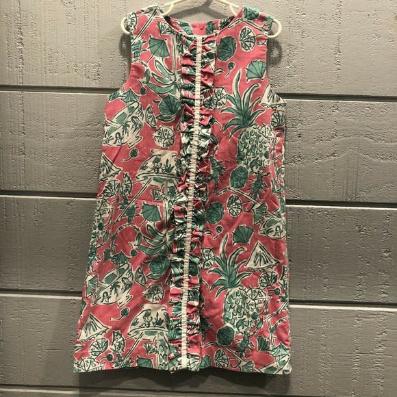 Lilly Pulitzer Other - Rare Lilly Pulitzer Originals Girls Dress Size 10